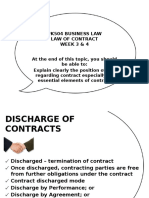 Chapter 2 Business Law of Contracts Week 3 & 4