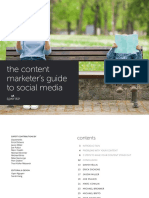 Guide Content Marketers Guide To Social Media