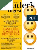 Readers Digest Germany - Juli 2016