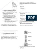 manufacturing systems mcas review