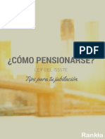 Manual Como Pensionarse Ley Issste