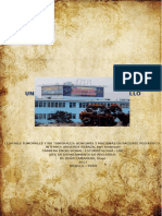 Informe Neoplasias en Odontopediatria Valverde