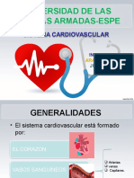 Sistema Cardiovascular Exposicion