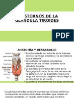 Trastornos de La Glándula Tiroides