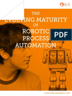 Hfs Rpa Maturity Model
