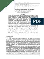 ANALISA LAMA WAKTU PEMANASAN Terhadap Kestabilan Karotenoid ( Ada Kestabilan Karotenoid Uv-Vis Dengan Analisa Pergeseran Panjang Gelombang)