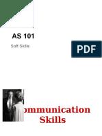 Soft Skills Chapter 2 Communication Skills