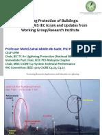 07-Upm Celp Lightning Protection System for Buildings