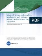Moogsoft-451 Reprint Moogsoft 11APR2017