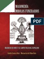 Masoneria Ritos y Simbolos Funerarios Emilio Cuenca Ruiz