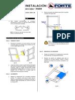 921349_forte_manual de La Cerradura R5000