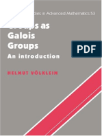 Groups as Galois Groups- An Introduction