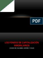 Los Fondos de Capitalizacion Inmobiliarios