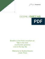 Premium 2 & 3 BHK flats in Pune   Godrej Greens, Undri