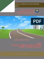 Uticaj saobraćaja na okoliš na području Zeničko-dobojskog kantona (2009)- knjiga priloga