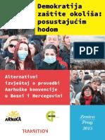 Demokratija zaštite okoliša u Bosni i Hercegovini
