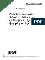 Tiêu chuẩn BS 1192 2007 A2 2016 Tiếng Việt
