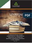 Izvještaj o zdravstvenom stanju stanovništva ZDK 2015