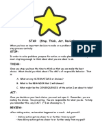 Stop, Think, Act, Review PDF de Revizuit