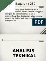 10. Analisis Teknikal