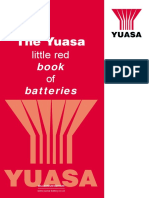 Yuasa Battery Care 110b