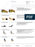 Exercises for VMO Strengthening