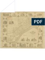 Map of the city of Saint Paul