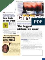 Drug Rep Chronicle - June 2010