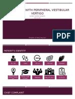 Audrey - Vertigo (Case Report) - Dr Ronny Y Sp S
