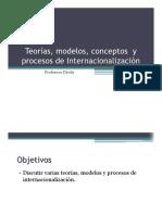 Metodos de Internacionalizacion Teorias y definiciones basicas