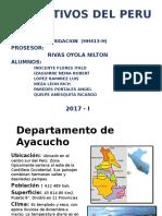 Ayacucho y Apurimac