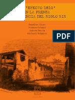 Altez, Urbani, Noria y Schmitz. El Efecto 1812 en La Prensa y La Ciencia Del Siglo XIX
