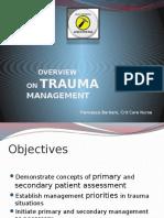 Trauma Overview