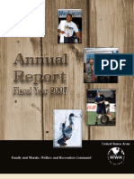 FMWRC Annual Report 2007