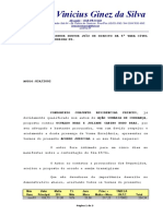 Acordo Judicial Princes x Osvaldo