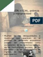 Exclusión Social y Pobreza