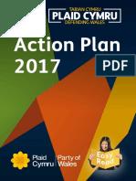Plaid Cymru Easy Read Manifesto 2017