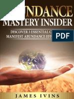 Abundance Effortlessly