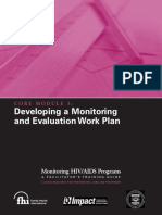 Monitoring HIV-AIDS Programs (Facilitator) - Module 3.pdf