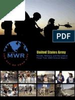FMWRC Annual Report 2003
