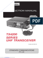 GME TX4200 Owner's Manual