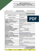 Msoamb-mn-In-1-Fr-1 Acta Rad Ambiental y Social de Proyectos
