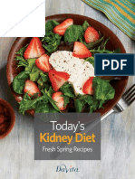 Todays Kidney Diet Fresh Spring Recipes