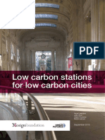 Low Carbon Stations Leemans