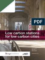 Low Carbon Stations Leemans
