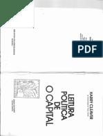CLEAVER - Leitura POlitica Do Capital