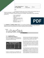 Tuberias Aduccion