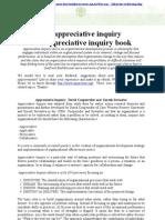 The Appreciative Inquiry - The Appreciative Inquiry Book
