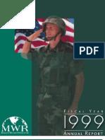 FMWRC Annual Report 1999