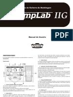 Manual Stomplab 2G em português